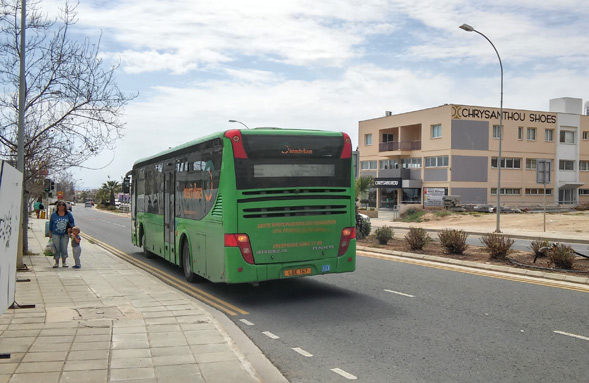 Intercity Buses