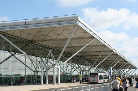 Лондонский аэропорт Станстед (London Stansted Airport)